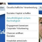 Deutsche Bank: schlechtes online marketing