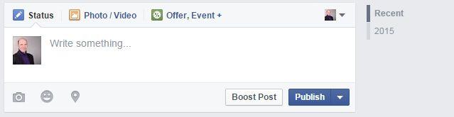 Wie posten Sie erfolgreich auf Facebook