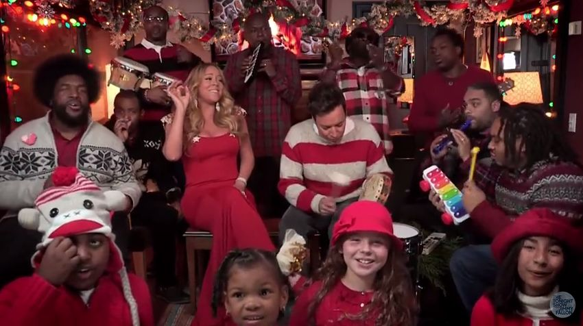 Die Top 25 Weihnachtslieder auf YouTube 2015