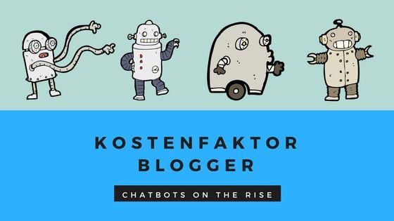 Bots zur Blogger-Akquise – was uns Bloggern noch bevorsteht